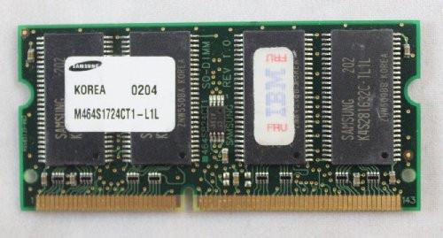 Память SDRAM 128Mb SO-DIMM PC100 100MHz ОЗУ для ноутбука (нетбука)