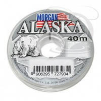 Леска зимняя MORGAN ALASKA 0.10mm 40m
