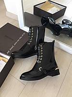 Брендовые ботинки Louis Vuitton HOMETOWN весна