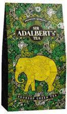 Чай Adalbert's Soursop Green Tea (зеленый чай с саусепом) 100g, фото 2