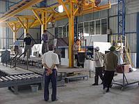Цеха литейные и оборудование литейное производства отливок литьем по газифицируемым моделям ЛГМ под ключ