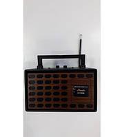 Радиоприемник цифровой всеволновой переносной SY-290R бумбокс портативный
