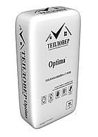 Теплая штукатурка Тепловер Optima, 50л