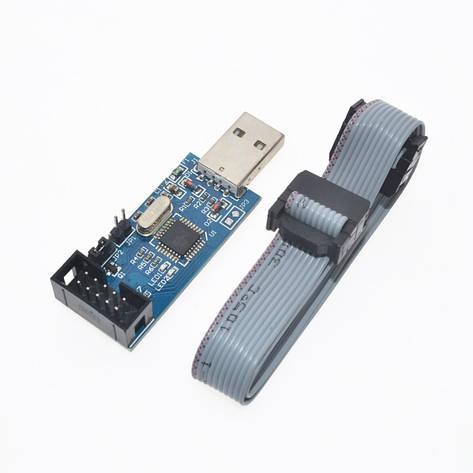 USB програматор USBASP AVR ATMEGA8 ATMEGA128, фото 2