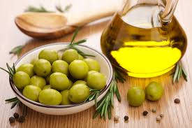 Масло оливковое, виноградное, кокосовое