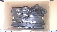 357698151В Комплект тормозных колодок, дисковый тормоз (X)