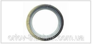 Кольцо тихое плоское 25 диаметр