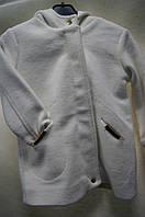 Куртка на девочку демисезонная , вшитый капюшон с ушками