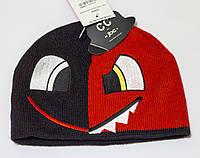 Детская шапка для мальчика 2-3 лет