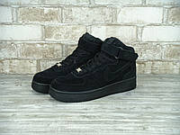 Кроссовки Nike Air Force 1 All Black