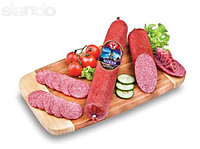 Колбаса салями (без глютена и сои) Nitran (Нитран) Словакия 650г