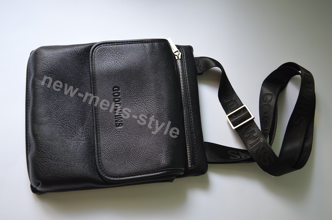 4b1a90070ac8 Мужская кожаная сумка барсетка через плечо бренд GoodWins НОВИНКА!!!, ...
