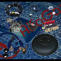 Комплект Stag-4 Go-Fast 200, Редуктор Artic, Форсунки Valtek, Фильтр, Баллон тороидальный 42 л. + Мульт