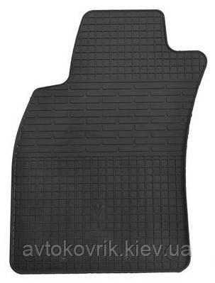 Резиновый водительский коврик в салон Audi A6 (C6) 2004-2011 (STINGRAY)