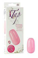 Вибро-яйцо с сенсорной активацией вибрации iTap Vibrating Egg Pink - California Exotic