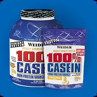 100% Casein 500 г пакет Weider