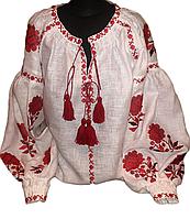 """Жіноча вишита блузка """"Мадлін"""" (Женская вышитая блузка """"Мадлин"""") BK-0076"""