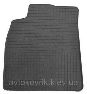 Резиновый водительский коврик в салон Audi A6 (C7) 2011- (STINGRAY)