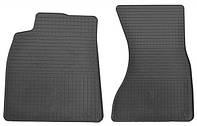 Резиновые передние коврики для Audi A6 (C7) 2011- (STINGRAY)