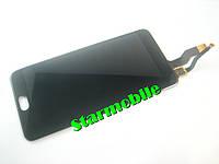 Дисплей для мобильного телефона Meizu Metal, черный, с тачскрином
