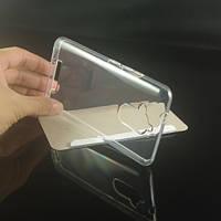Силиконовый чехол 0,33 мм для Asus Zenfone 3 Max (ZC520TL) прозрачный