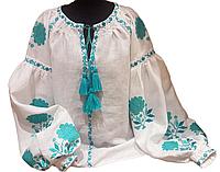 """Жіноча вишита блузка """"Марібет"""" (Женская вышитая блузка """"Марибет"""") BK-0078"""