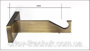 Кронштейн для импрессионного карниза Slim-1 19 диаметр