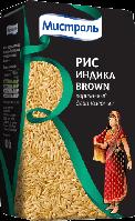 Рис Индика Brown Мистраль 1kg