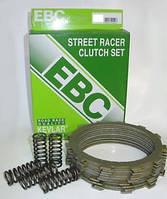 Диски сцепления фрикционные и пружины EBC SRC066