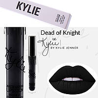 Kylie Jenner Матовая помада USA (lipstick) DEAD OF KNIGHT