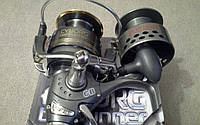 Катушка с байтранером BratFishing Cyborg 5000 Baitrunner (4+1)