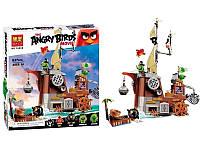 """Конструктор Bela Angry Birds аналог ( LEGO Angry Birds ) """"Пиратский корабль свинок"""""""
