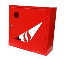 Шкаф пожарный красный без задней стенки (600х600х230 мм)