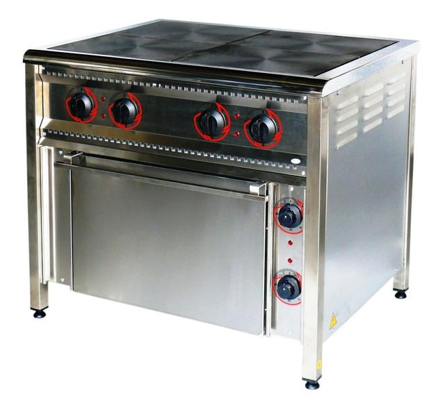 Плити електричні професійні (промислові)
