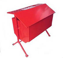 Ящик пожежний для піску перекідний
