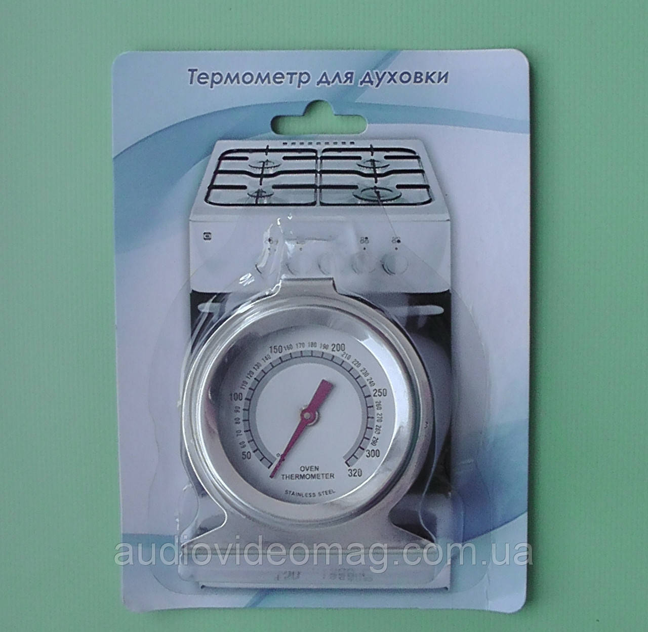 Термометр для духовой печи 50-320 градусов Цельсия