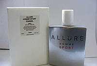 Chanel Allure Homme Sport 100 ml тестер