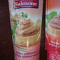 Паста кремообразная со вкусом Лосось /Тунец 100 грамм, Италия