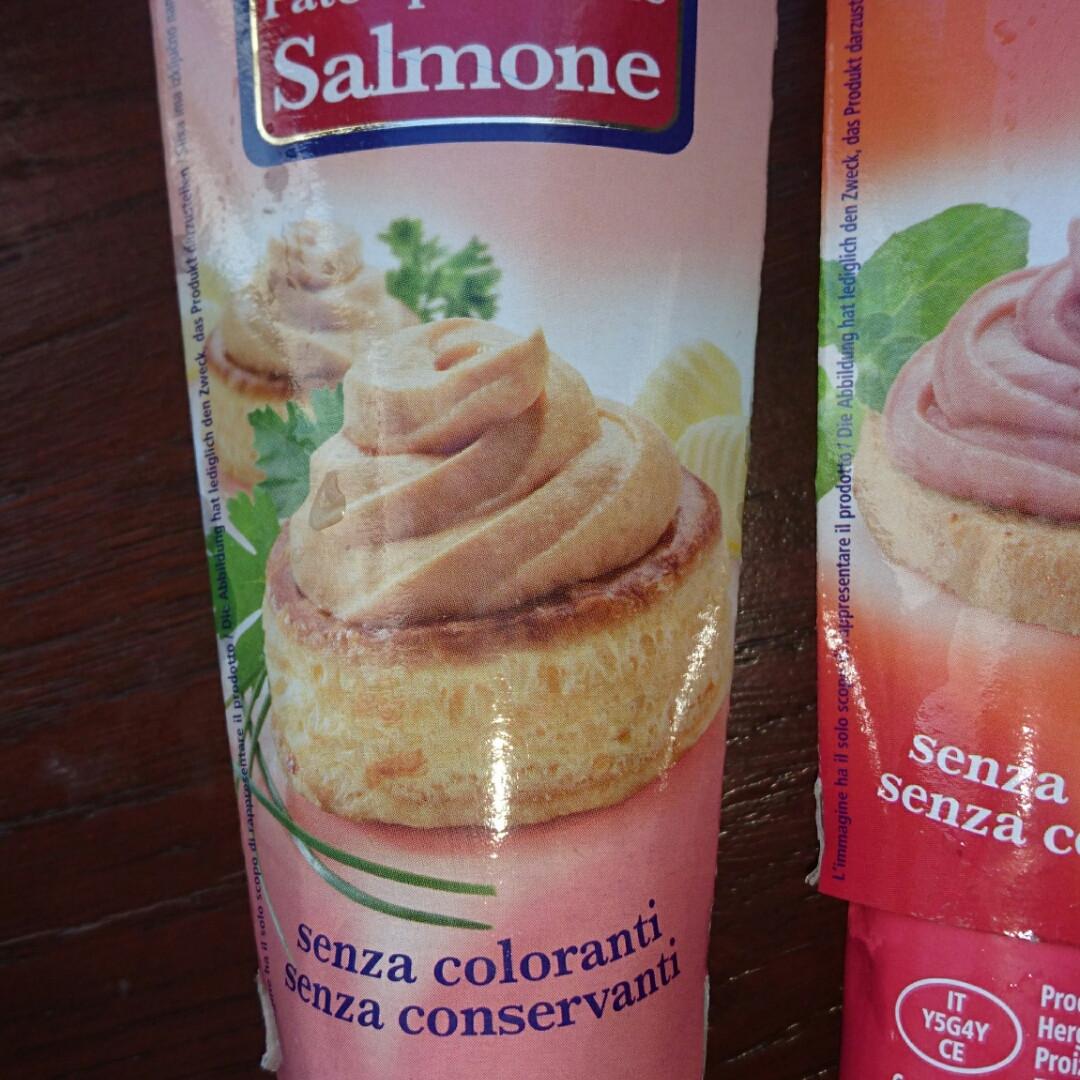 Паста кремообразная со вкусом Лосось /Тунец 100 грамм, Италия  - Итальянский Дворик в Белой Церкви