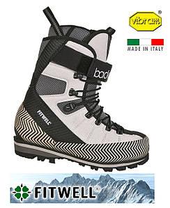 Ботинки для бэккантри, фрирайда, альпинизма FITWELL BACKCOUNTRY. Handmade!!!