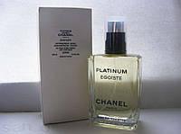 Chanel Platinum Egoiste 100 ml тестер