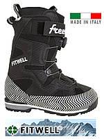 Ботинки для бэккантри, фрирайда, альпинизма FITWELL FREERIDE. Handmade!!!