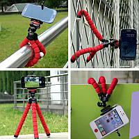 Портативный мини штатив осьминог гибкий держатель для телефона, цифровой камеры
