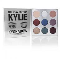 Новогодняя палетка теней Kylie Jenner HOLIDAY PALETTE
