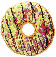 Подушка Пончик радужный (p-31)