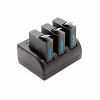 Зарядное устройство Telesin для GoPro HERO5
