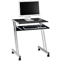 Стіл для комп'ютера на коліщатках 5609