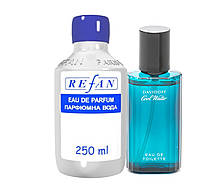 Рефан духи на разлив в розницу наливная парфюмерия 201 Cool Water Davidoff для мужчин
