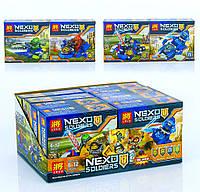 Конструктор Lele NEXO KNIGHT аналог (LEGO NEXO KNIGTHS)