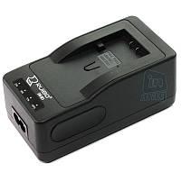 Зарядное устройство с высоким током заряда для акумуляторов Panasonic VW-VBK, VW-VBT, VW-VBL, VW-VBY.